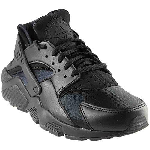 hot sale online 9080f af85c Galleon - NIKE Women s Air Huarache Run Black Black Running Shoe 10 Women US