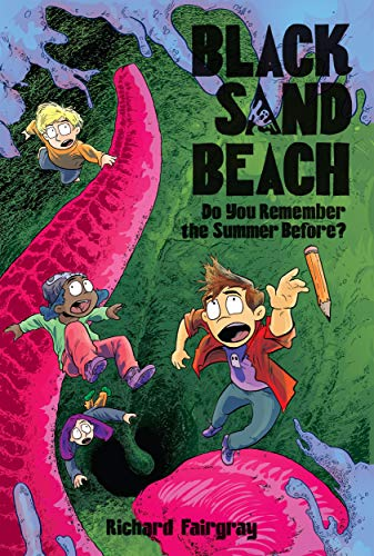 Book Cover: Black Sand Beach 2: Do You Remember the Summer Before?