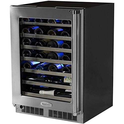 Marvel MP24WSG5LS Professional Series Wine Cooler