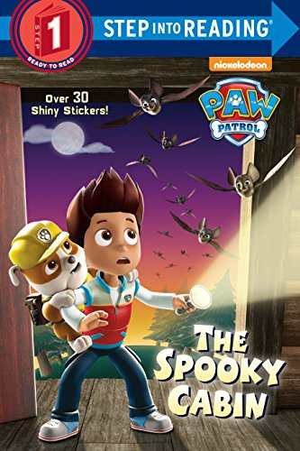 The Spooky Cabin (PAW Patrol) (Step into Reading) for $<!--$3.07-->
