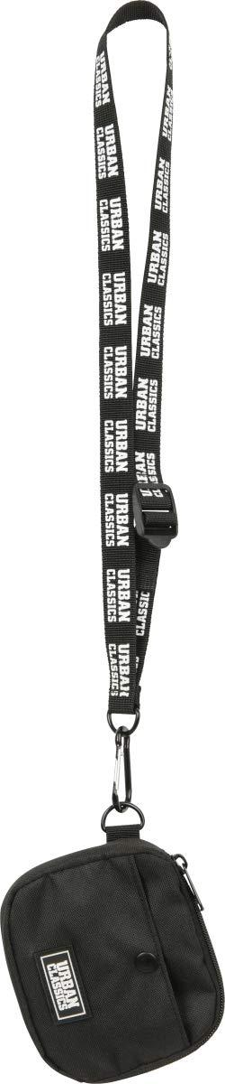 - TB2548 Urban Classics Mini Festival Bag 13 cm Black Black