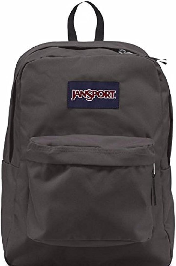 JanSport Superbreak Backpack Grey Tar T15W6XJ