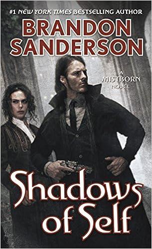 Shadows of Self A Mistborn Novel