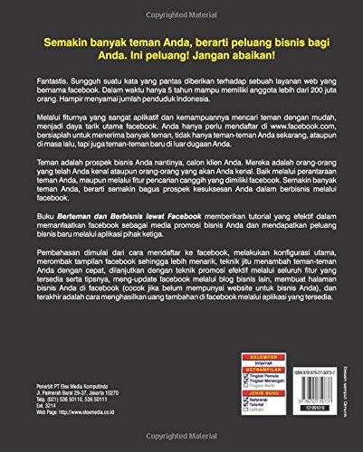 Berteman Dan Berbisnis Lewat Facebook Indonesian Edition