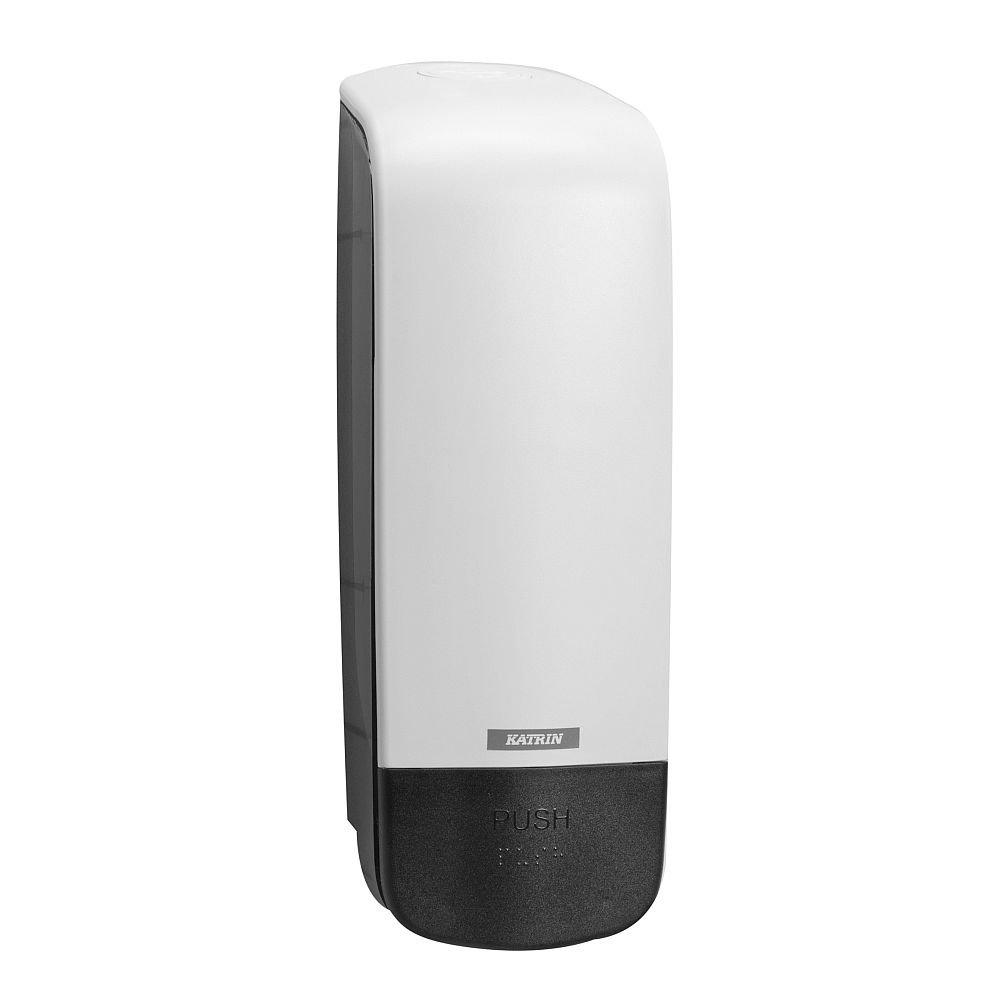 Katrin 90229 Inclusive Soap Dispenser, 1000 mL, White