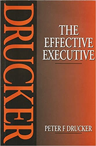 the effective executive english edition