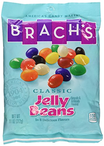 (Brach's, Jelly Beans, 11oz Bag (Pack of 6))