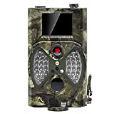 Distianert Trail Game Camera Wildlife Hunting Camera with Infrared Night Vision, 36pcs 940nm IR LEDs, 2.0-inch LCD Screen, IP65 Waterproof