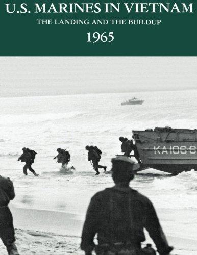 Books : U.S. Marines in Vietnam: The Landing and the Buildup - 1965 (Marine Corps Vietnam Series)