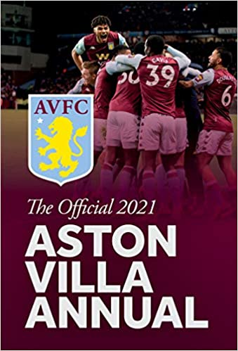 The Official Aston Villa Annual 2021
