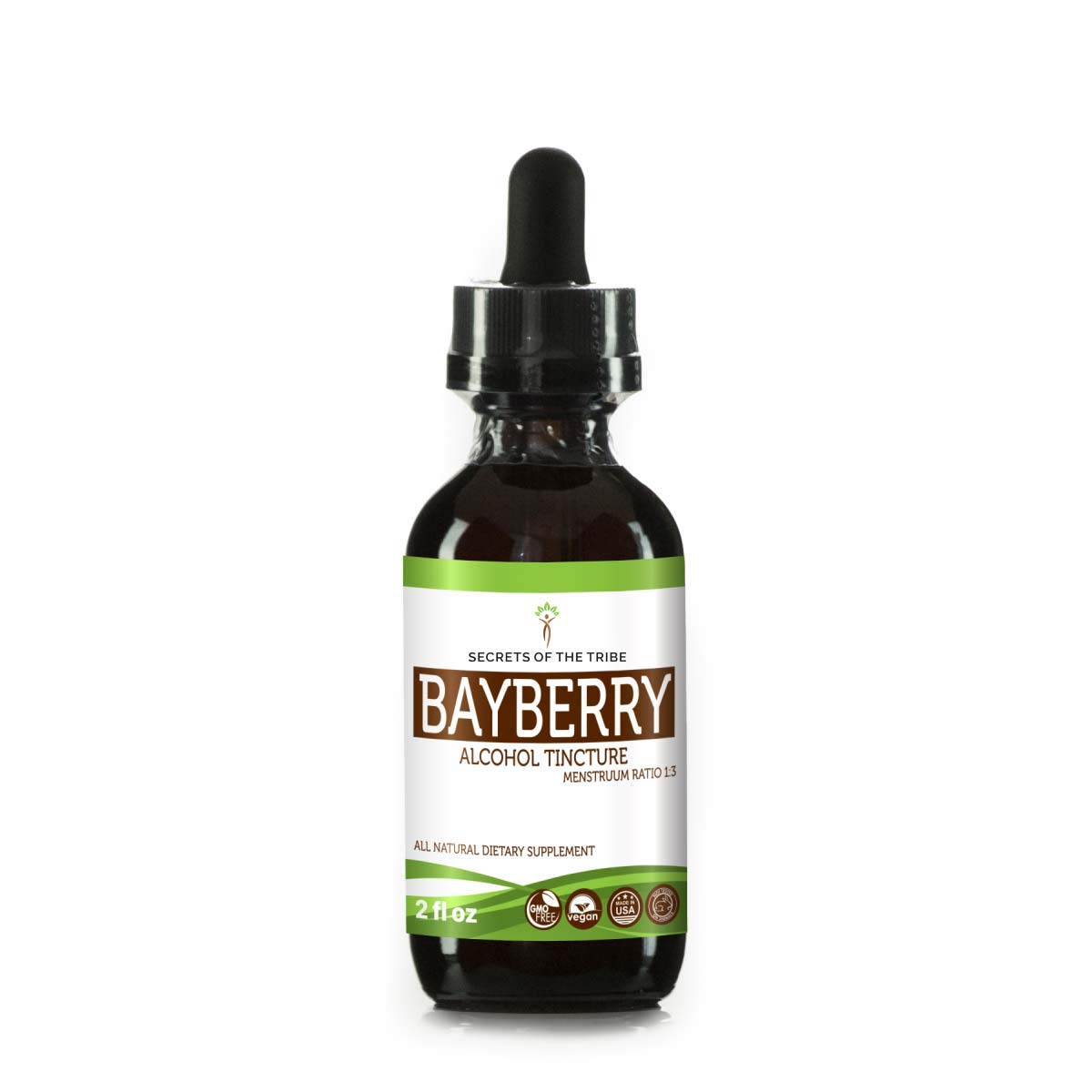 Amazon.com: Bayberry Tincture Alcohol Extract, Organic Bayberry ...