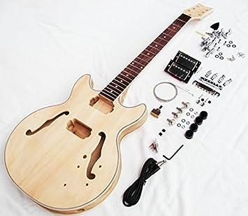 Guitarra eléctrica Jazz/Blues demi-caisse a Finir Soi también ...
