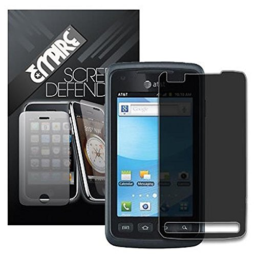 Empire Privacy Screen Protector for Samsung Rugby Smart I847