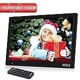 POYANK MRQ 14.1 Inch 1080P HD Digital Photo Frame with Hu-Motion Sensor, 16:10