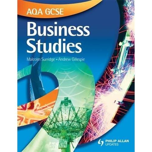 AQA GCSE Business Studies: Textbook