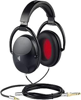 product image for Direct Sound DJ Headphones, Black, OVER EAR (EX25 PLUS)