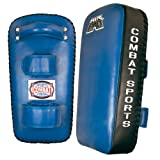 Combat Sports Leather MMA Muay Thai Pads