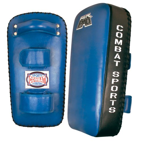 - Combat Sports Leather MMA Muay Thai Pads (Pair)