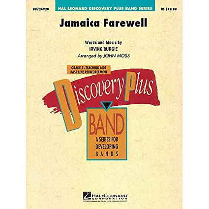Amazon com: Jamaica Farewell - Discovery Plus Concert Band