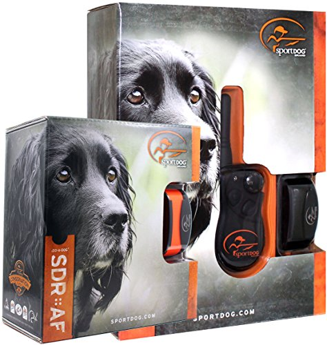 Bundle of 2 items - SportDog - SD-425 - SDR-AF Two Dog Field Trainer for Introductory and Advanced Training Dog Waterproof Shock - Outlets City Hours Park