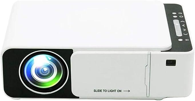 Nrpfell T5 Proyector PortáTil de Alta DefinicióN 1080P ResolucióN ...