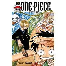 One Piece - Édition originale - Tome 07 : Vieux machin (French Edition)