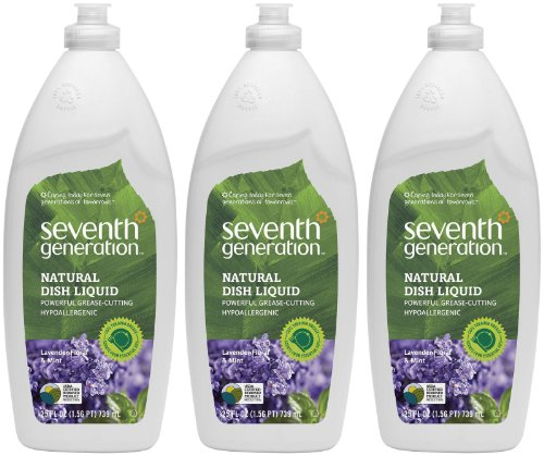 Ammonia Liquid (Seventh Generation Natural Liquid Dish Soap)