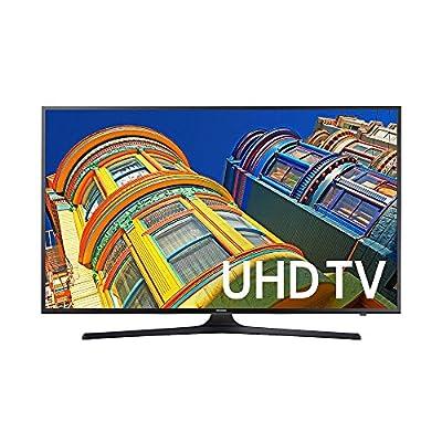"""Samsung 60"""" Black LED UHD 4K Smart HDTV"""
