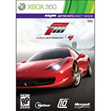 Forza Motorsport 4 - Xbox 360 - Standard Edition
