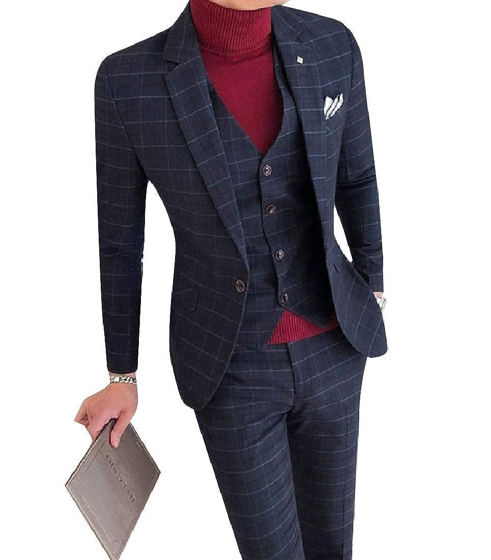 AS2 XXL Andopa Mariage Set Costume Gentlehomme Classic-Fit avec Hemmed Pant Pour Homme