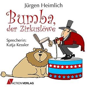 Bumba, der Zirkuslöwe Hörbuch