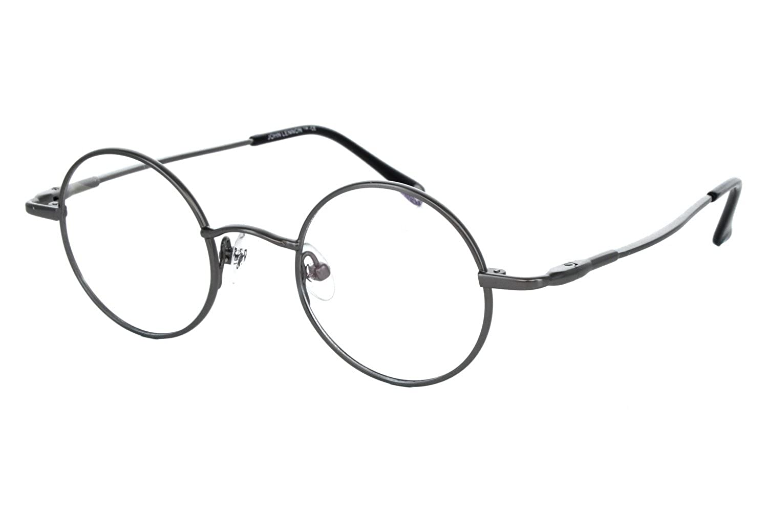 Amazon.com: John Lennon Walrus Eyeglasses Pewter (2): Clothing