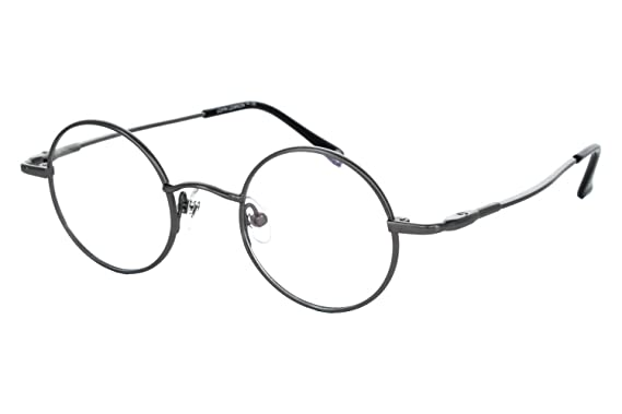 7585e9224fd Amazon.com  John Lennon Walrus Eyeglasses Pewter (2)  Clothing