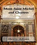 Front cover for the book Mont-Saint-Michel and Chartres by Henry Adams