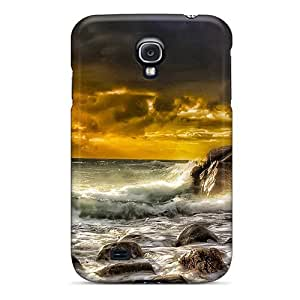 New Style Case Cover JnTRUhV7345qOwPe Sunrise On Me Compatible With Galaxy S4 Protection Case