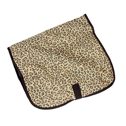 Household Essentials Hanging Cosmetic Leopard