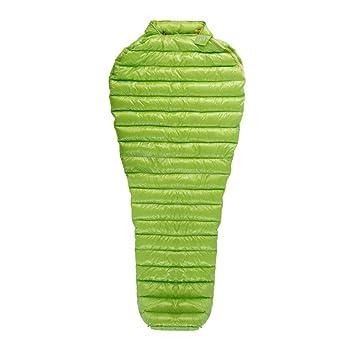 Mummy Sleeping Bag LIUSIYU 800 de Ganso Abajo Saco de Dormir de Momia, 3-