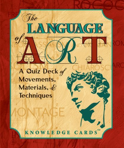 Download By Pomegranate The Language of Art Knowledge Cardsƒ?› [Cards] ebook