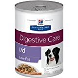 Hill's Prescription Diet i/d Low Fat Canine Rice, Vegetable & Chicken Stew Canned Dog Food 12/12.5 oz