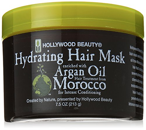 Masks Hollywood (Hollywood Argan Oil Hair Mask, 7.5)