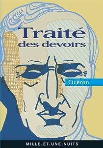 Traité des Devoirs par Cicéron