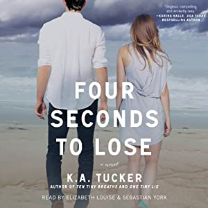 Four Seconds to Lose Audiobook