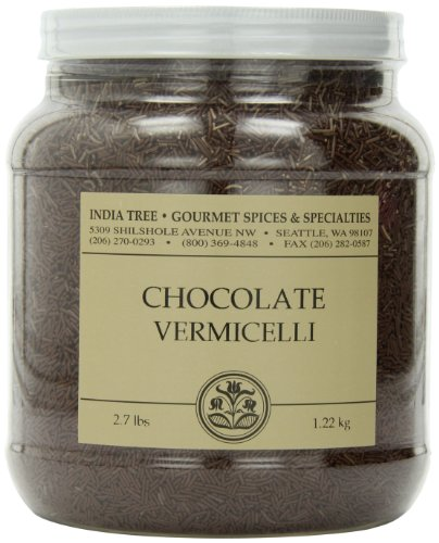 french chocolate sprinkles - 1