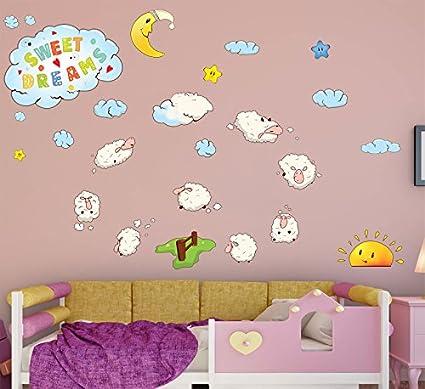 Adesivi murali per camera da letto Adesivo da muro per bambini ...