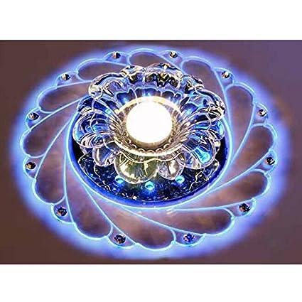 New crystal led ceiling blue light superior lamp fixture lighting chandelier