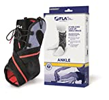Best BSN Medical Ankle Braces - FLA Stabilizing Lace-up Ankle Brace - Breathable Ankle Review