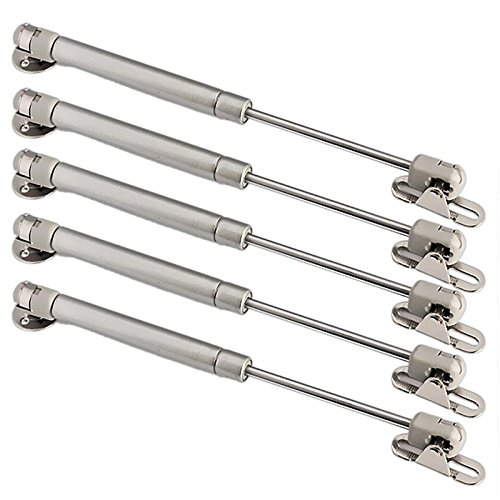 Pggpo 4 Pcs 100N 10Kg Door Lift Pneumatic Support Hydraulic Gas Spring Stay For Kitchen Cabinet