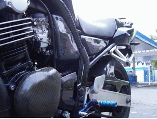 JOllify carbone karbon cover tankpad3M pour yamaha fZS 600 fazer rJ02 jCC243 1998 2003