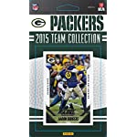 7430d621b Green Bay Packers 2015 Score Factory Sealed NFL Football Complete Mint 15  Card.