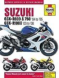 Suzuki GSX-R600, 750 & 1000, '03-'06 (Haynes Powersport)